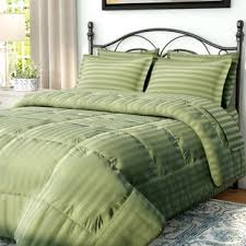 green bed set olive green comforter set wayfair