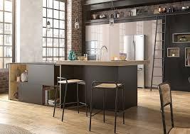 cuisine moderne et noir cuisine cuisine moderne en bois 2016 cuisine moderne en plus