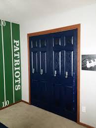 one room challenge boy s football bedroom reveal lemons