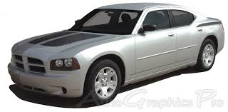 2010 dodge charger 2006 2010 dodge charger chargin vinyl graphics stripes and