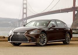 lexus intersect new york 2018 lexus ls500 on sale in february 2018 starting around 75 000