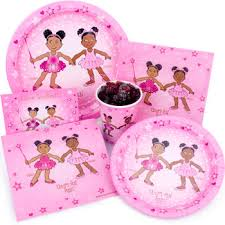 ballerina party supplies party goods featuring american children what would you