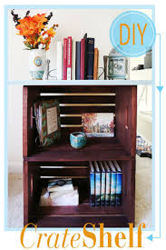 milk crate shelves the 25 best crate bookshelf ideas on pinterest book shelf