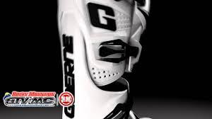 gaerne motocross boots gaerne sg 12 motocross boot youtube