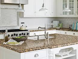 Kitchen Countertop Materials Kitchen Elegant Kitchen Countertops Plus Bamboo Countertops