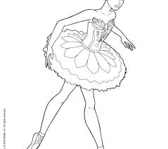 emejing ballerina coloring pages kids contemporary printable