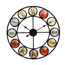 Modern Wall Clocks Relieving A Large Wall Clocks Home Decoration For Extra Large Wall