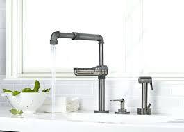 fancy industrial sink faucet elan vital industrial pipe modern