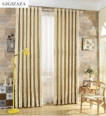 Yellow Curtains For Living Room Online Get Cheap Ivory Curtains Aliexpress Com Alibaba Group