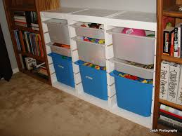 Instructions To Make A Toy Box by Ana White Ikea Trofast Toy Bin Storage Hacked Playroom Project