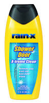 amazon com rain x 630035 shower door cleaner 12 fl oz automotive