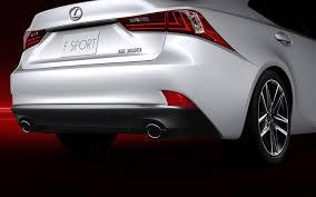 lexus is300 quarter panel 2014 lexus is first look motor trend