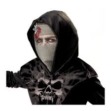 Ninja Halloween Costume Kids Ninja Costume Kids Scary Halloween Fancy Dress