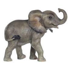 elephant figurines elephant ornament figurine leonardo