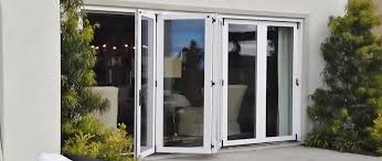 bifold doors and folding doors exclusive hybrid doors by win dor