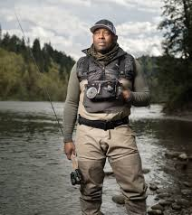how a portland vet found peace in fly fishing portland monthly