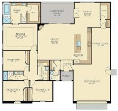 Great Room Floor Plans Single Story 34 Best Lennar Floorplans Single Story Images On Pinterest