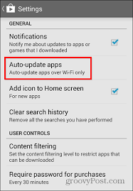 android disable auto update android tip prevent apps from automatically updating geekrumor