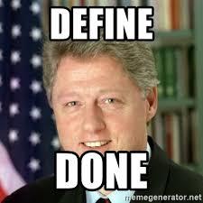 Define Meme - define done bill clinton meme meme generator