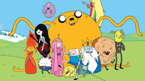 Adventure Time Invitation Card October 1 In Sci Fi History 25 Years Of Cartoon Network