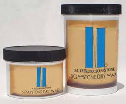 Philadelphia Soapstone New Soapstone Dry Wax Conditioner