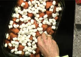 thanksgiving yam recipe southern candied yams vegan man style conscious living tv