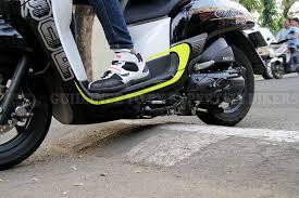 test ride all new honda scoopy kecepatan tinggi anteng lincah