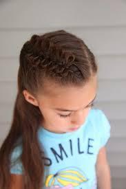 fille originale les coiffures pour enfants tendance en 57 photos archzine fr