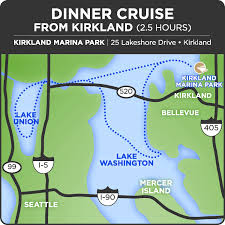 Kirkland Washington Map by Cruises Detailed View Waterways Cruises And Events
