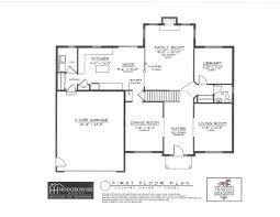 two story floor plan mohawk hills development judith ann realty inc