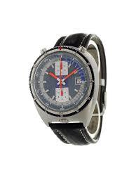 bentley breitling price breitling u0027chrono matic bullhead u0027 analog watch men vintage