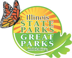Map Of The State Of Illinois by Parks