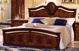 Latest Furniture Designs Beds Klassica Italian Lacquer Bed