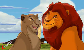 The Lion King Mufasa And Sarabi By Diego32tiger On Deviantart Mufasa King