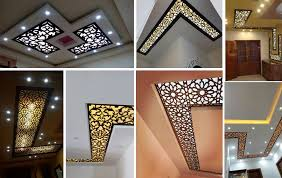 ceiling designs for bedrooms 16 modern cnc false ceiling corner designs ideas decor units