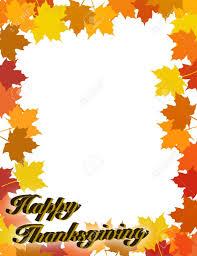 Thanksgiving Borders Clip Thanksgiving Border Clipart Free Best Thanksgiving
