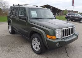 nissan jeep 2000 2007 jeep commander sport 4x4 p10148a youtube