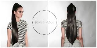 who owns bellami hair pony s that have kick introducing bellami clip wrap pony s