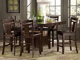 Bar Height Dining Room Table Sets Tall Dining Room Sets Createfullcircle Com
