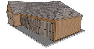 l shaped garages t shaped garage scheme the stable company