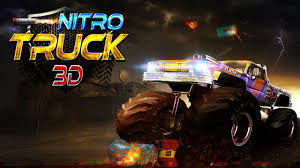 3d monster truck racing nitro truck 3d android apps on google play