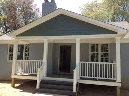 House With Front Porch Craftsman Front Porch Columns Home Design Ideas Idolza
