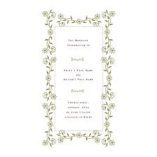 Printable Wedding Programs Free Wedding Program Template Free Printable Wedding Invitation Sample