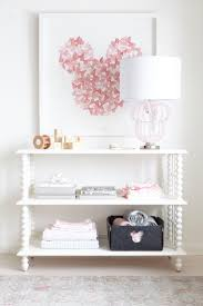 best 25 minnie mouse nursery ideas only on pinterest minnie marceline low bookcase in snow