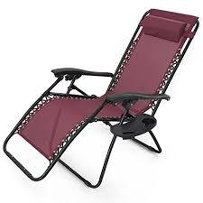 Zero Gravity Recliner Stunning Folding Recliner Chair With Ghp Set Of 2 Burgundy Zero
