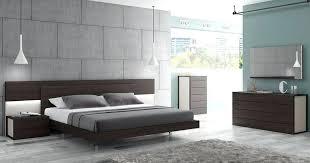 modern contemporary bedroom sets modern platform bedroom sets with lights oak contemporary bedroom