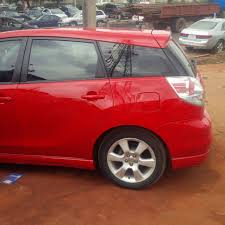 tokunbo 2006 toyota matrix xr s autos nigeria