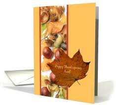happy thanksgiving fall foliage greeting card for and