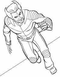 superhero coloring pages printable free coloring page superhero