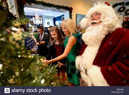 dr jill biden shows christmas ornaments to children of military